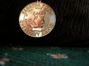 Renatra Fusca medal